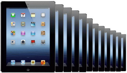 Nationwide iPad Rentals for Surveys, Special Events and Trade Shows